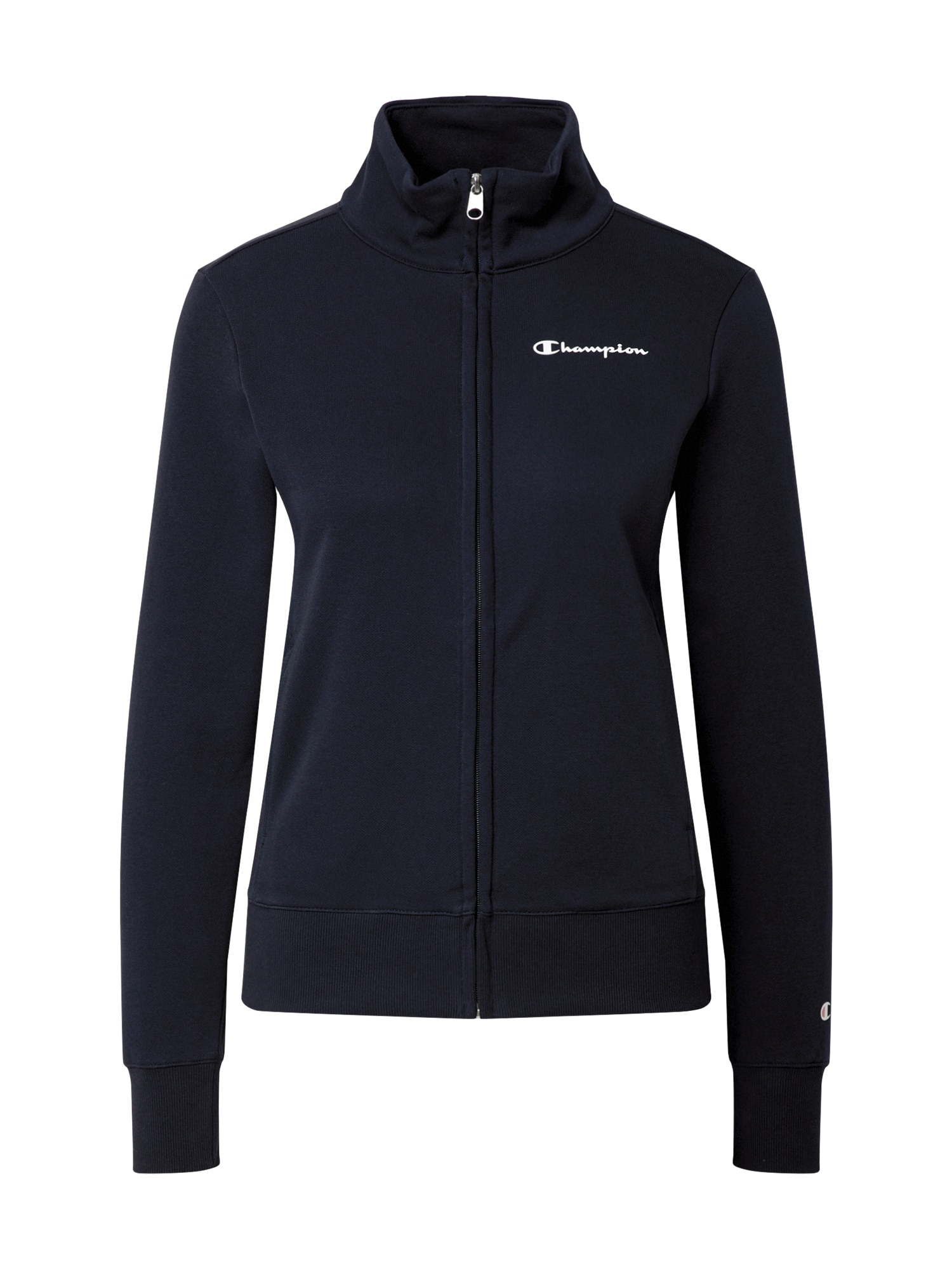Champion Authentic Athletic Apparel Džemperis tamsiai mėlyna / balta / raudona