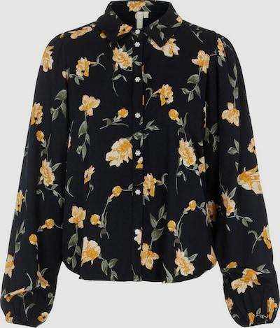 Pieces Glyda langärmeliges Hemd mit Blumenprint