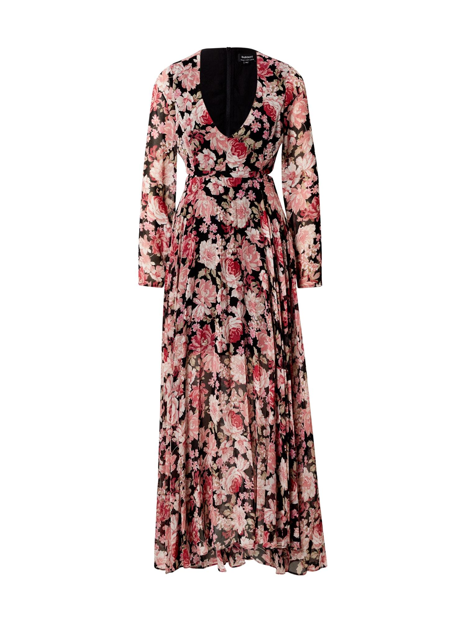 Bardot Šaty  mix barev