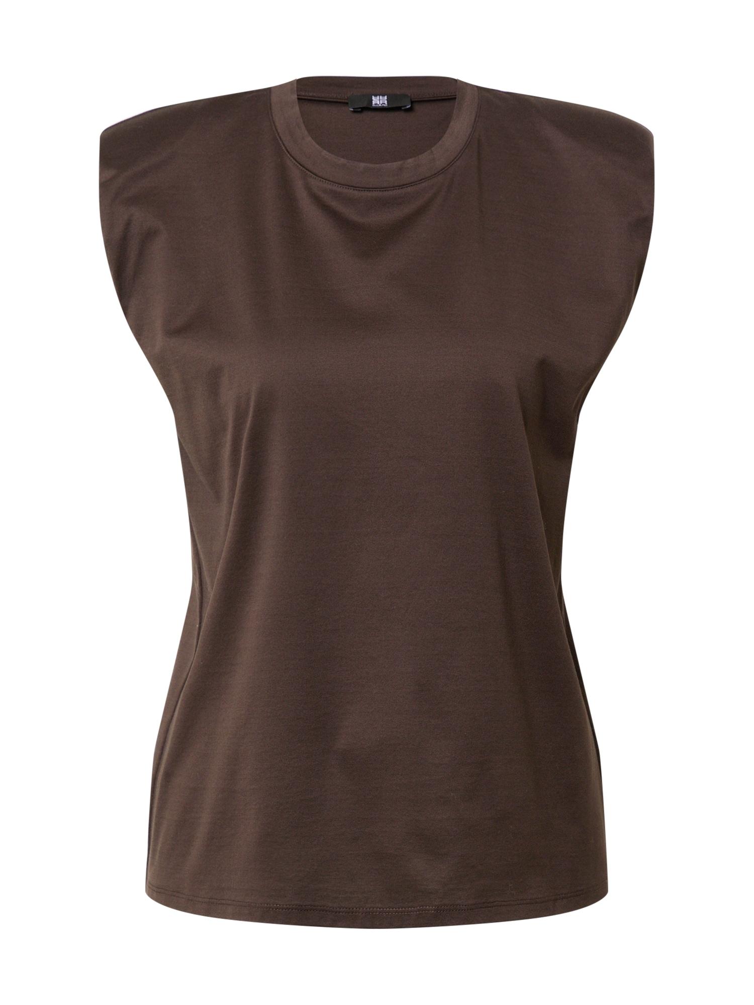 Riani Marškinėliai ruda