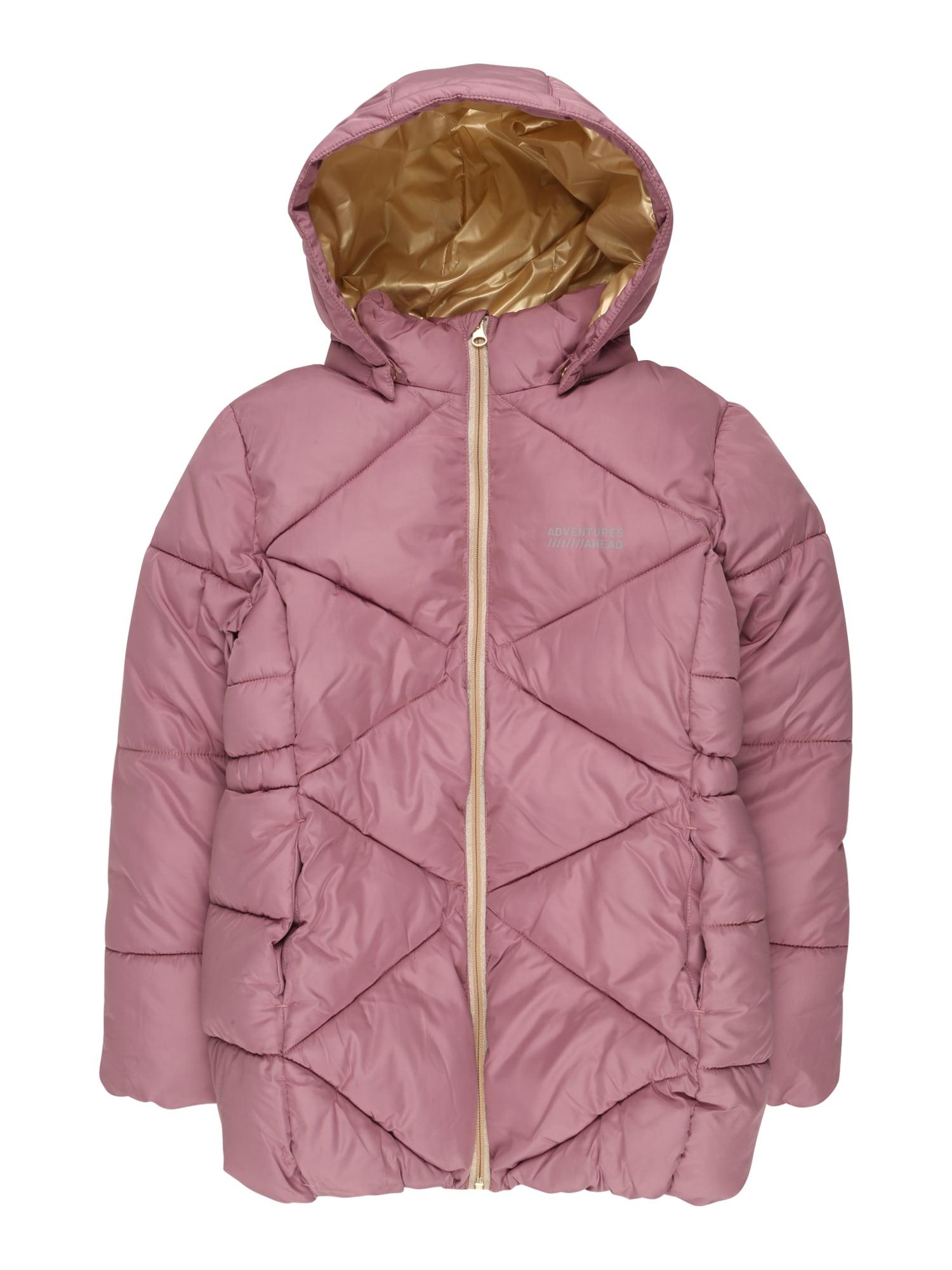 NAME IT Zimní bunda 'Milton'  šeříková