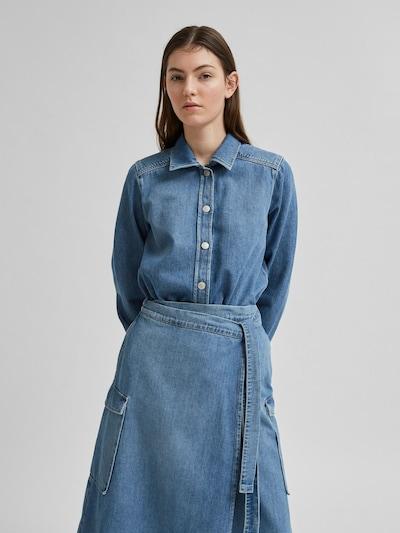 Selected Femme Mille Denim Shirt