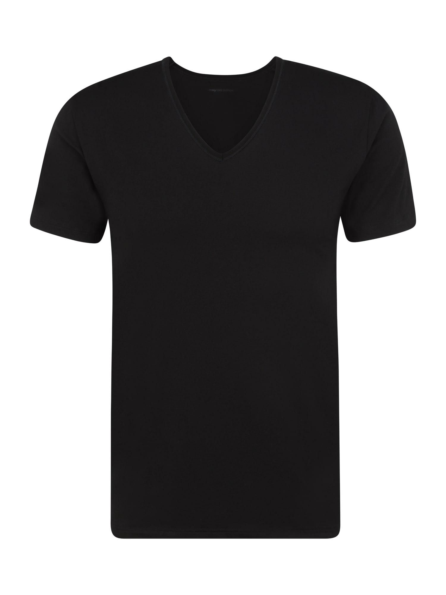 Mey Apatiniai marškinėliai juoda