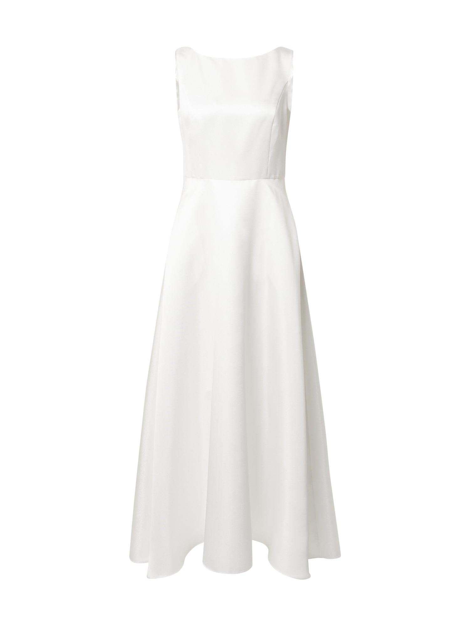 VM Vera Mont Vakarinė suknelė balta