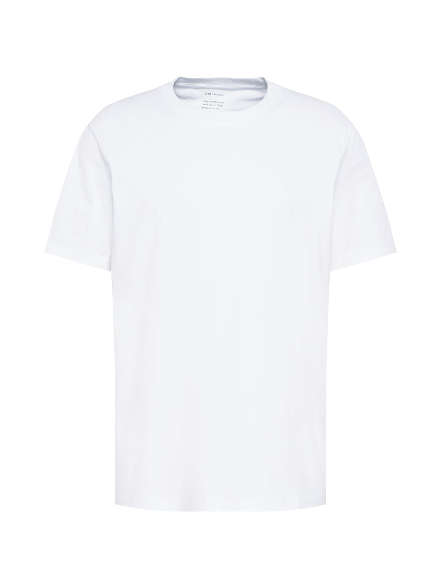 ARMEDANGELS Marškinėliai 'AADO' balta
