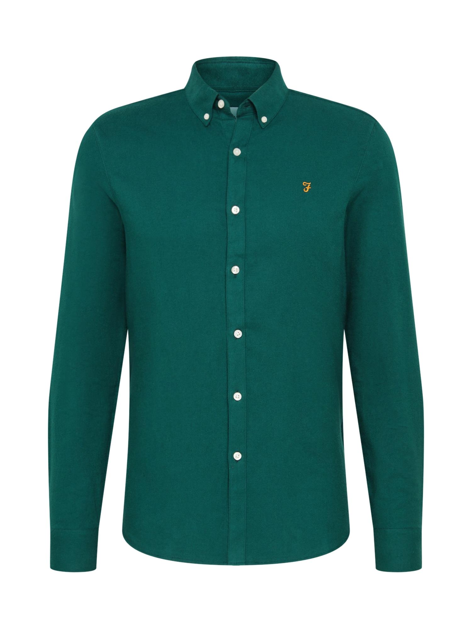 FARAH Košile  zelená