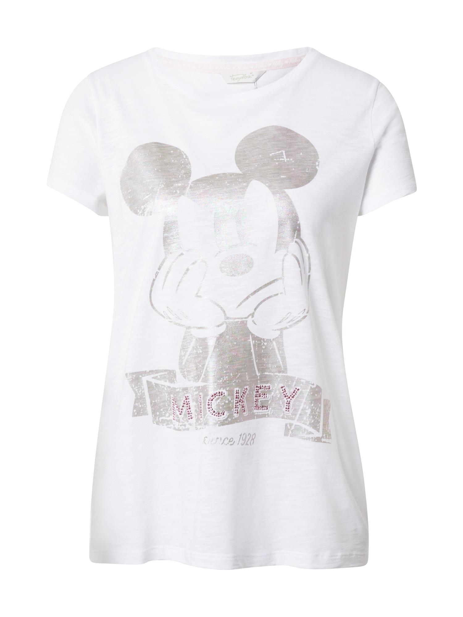 Frogbox Marškinėliai balta