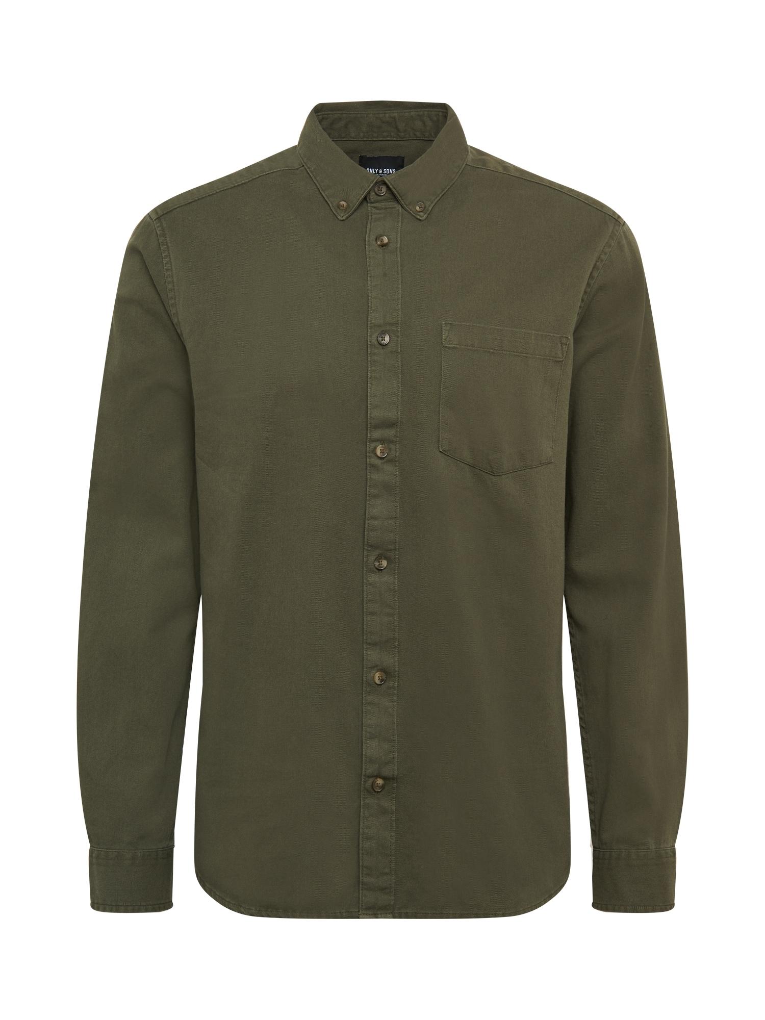Only & Sons Košile  khaki