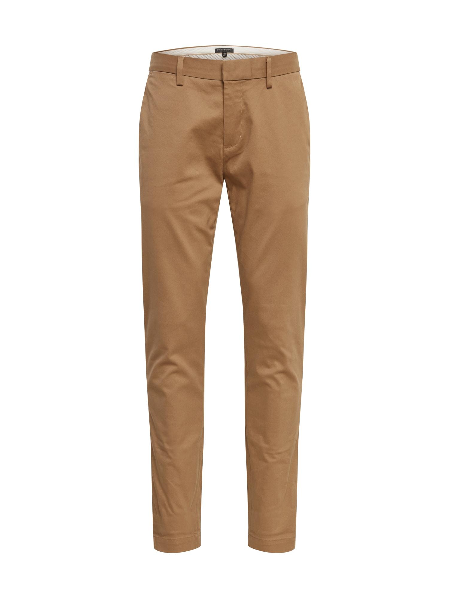 Banana Republic Chino kalhoty 'Fulton RMC'  hnědá