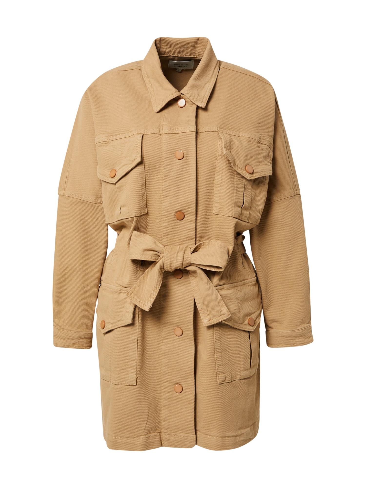SECOND FEMALE Demisezoninis paltas