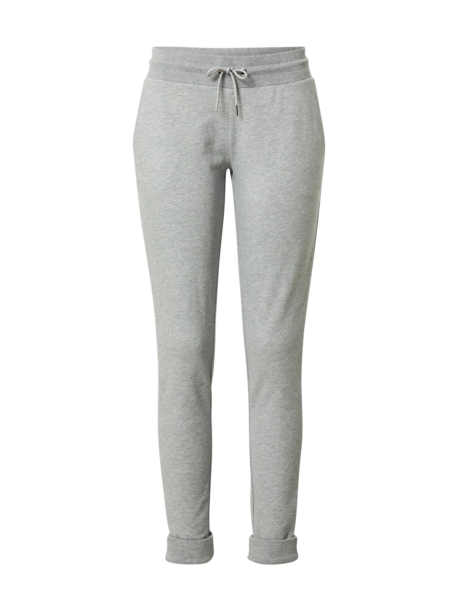 FILA Sportovní kalhoty 'Karla'  šedý melír