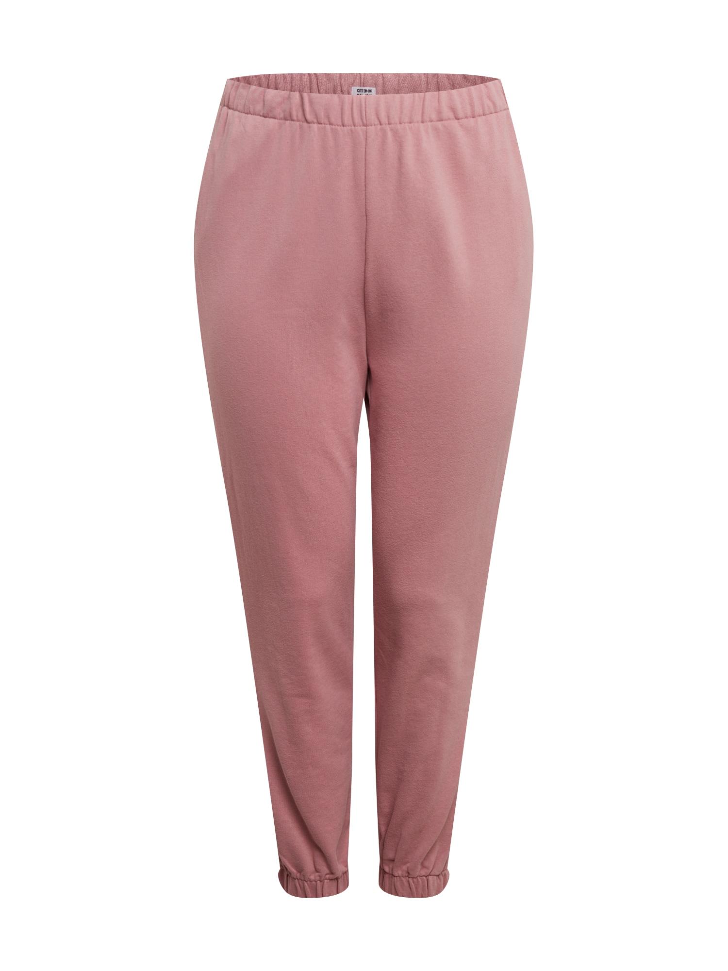 Cotton On Kalhoty  růžová