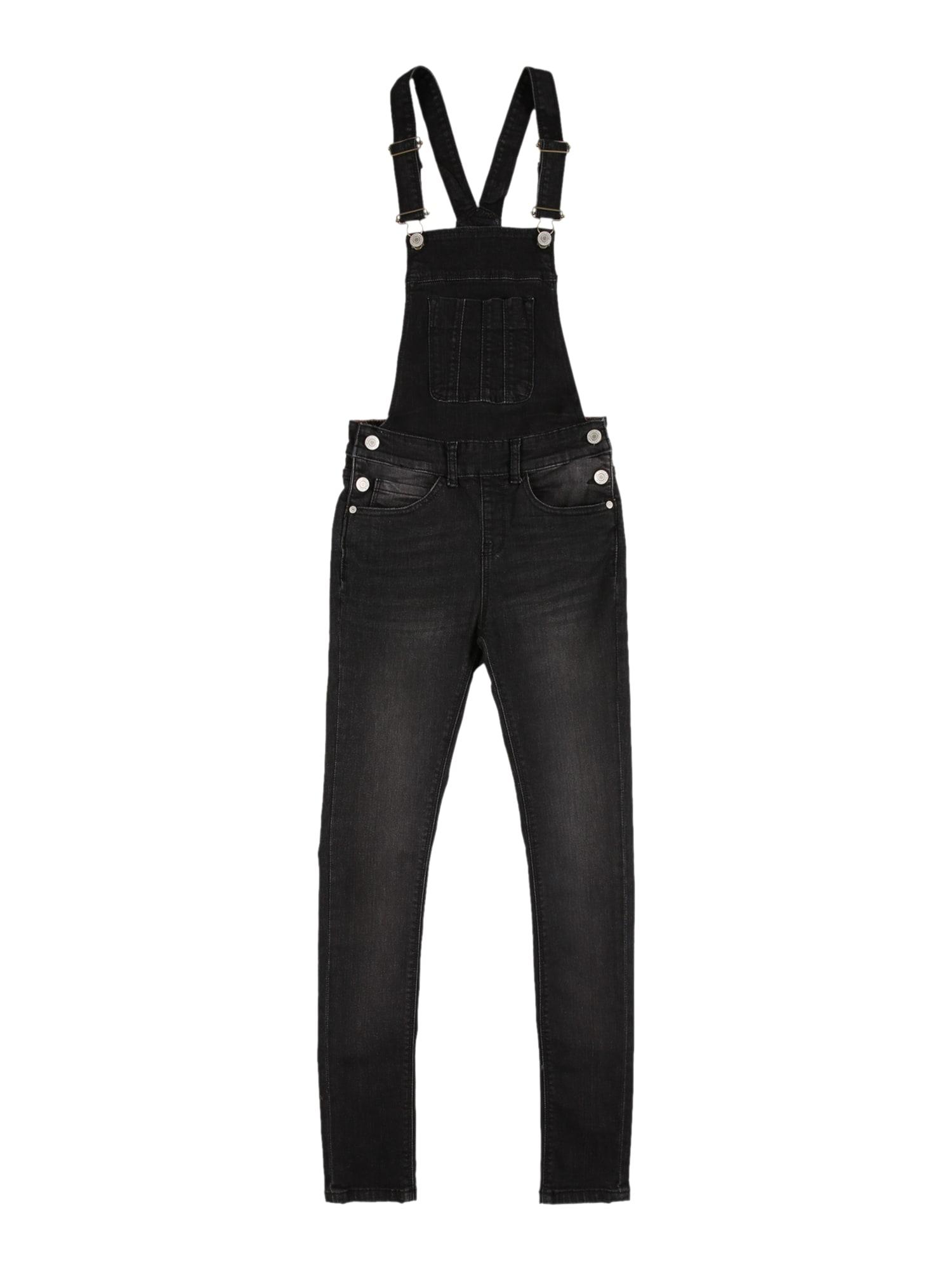 Cars Jeans Kombinezonas su petnešomis juoda