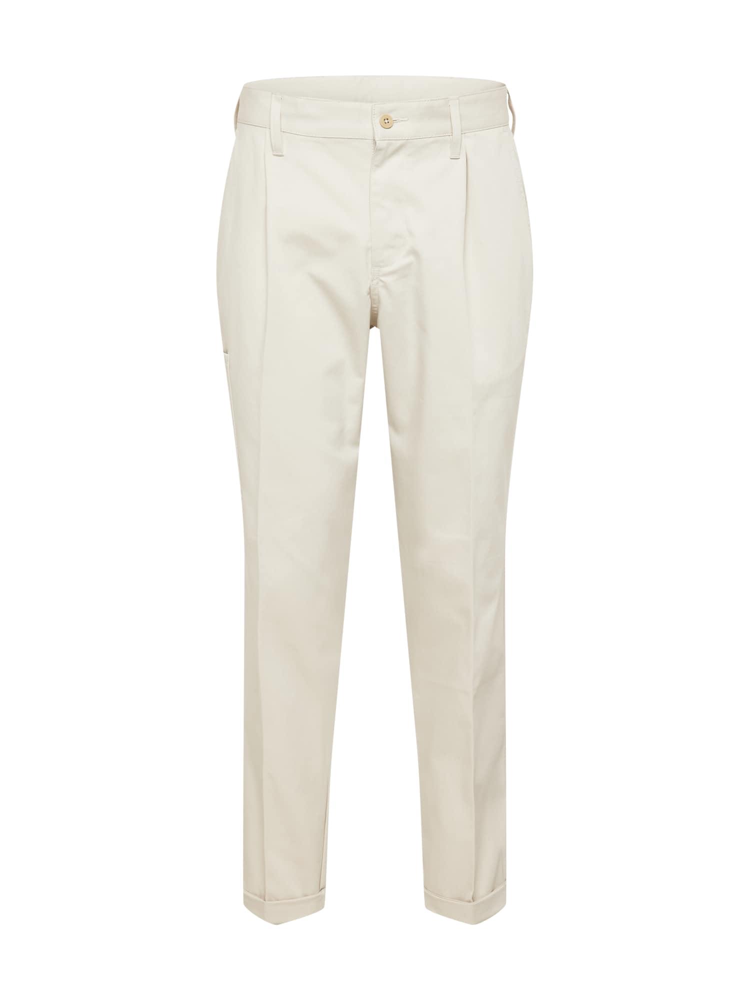 adidas Golf Sportinės kelnės gelsvai pilka spalva
