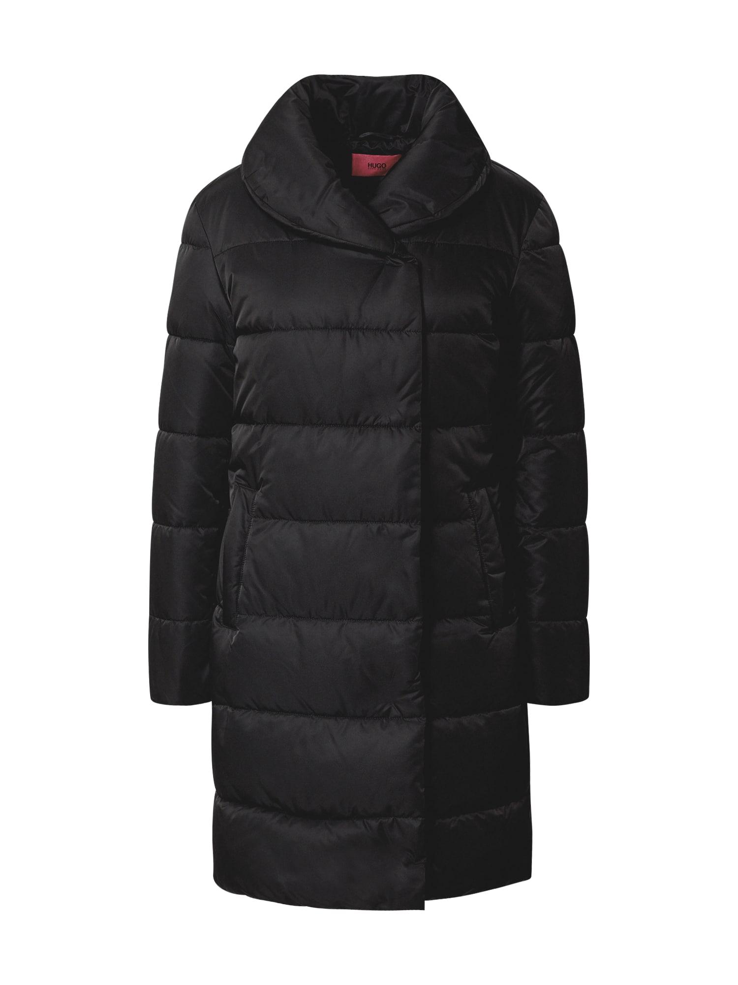 HUGO Rudeninis-žieminis paltas 'Fasara-1' juoda