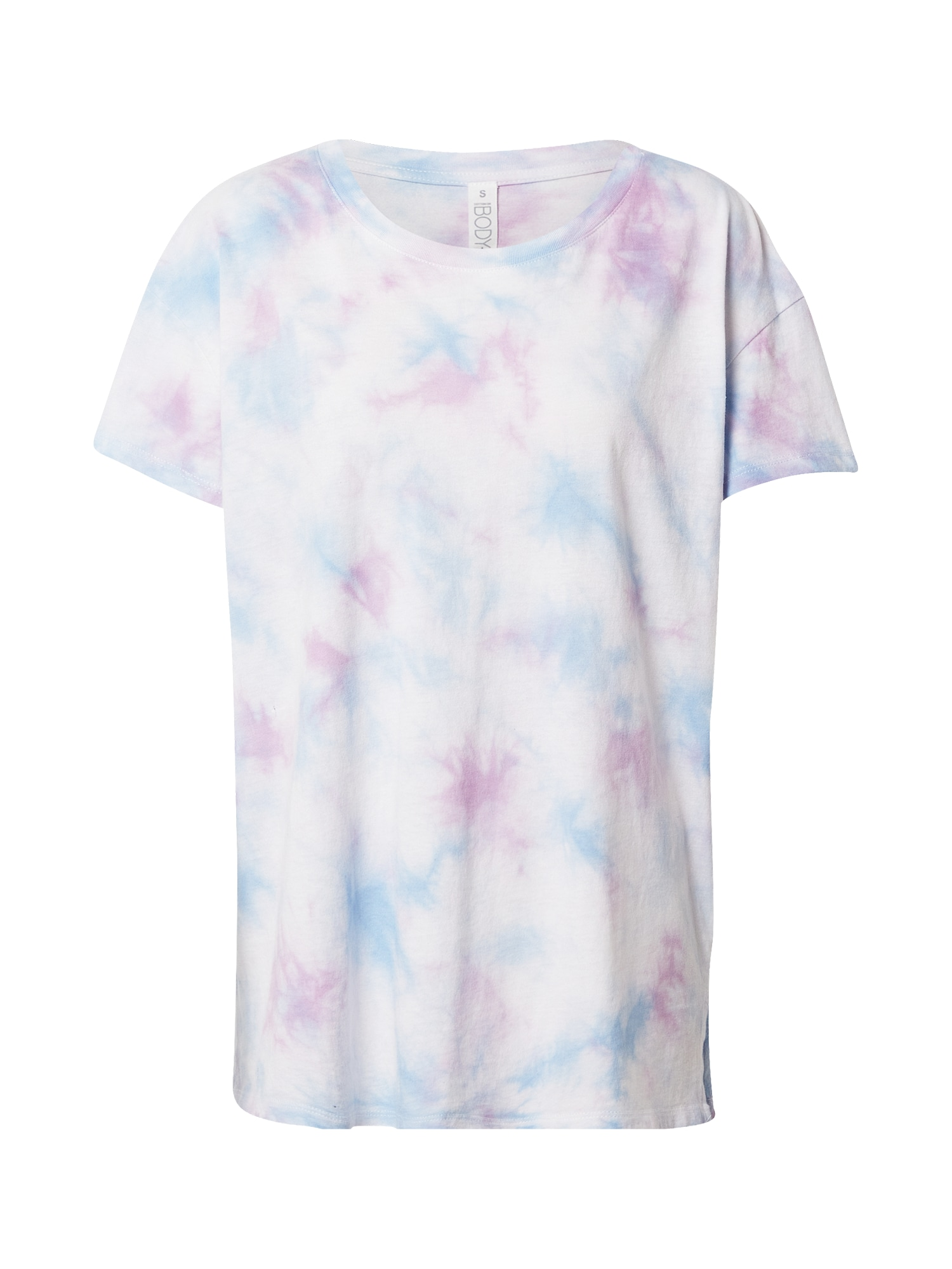 Cotton On Pižaminiai marškinėliai pastelinė violetinė / smėlio / šviesiai mėlyna