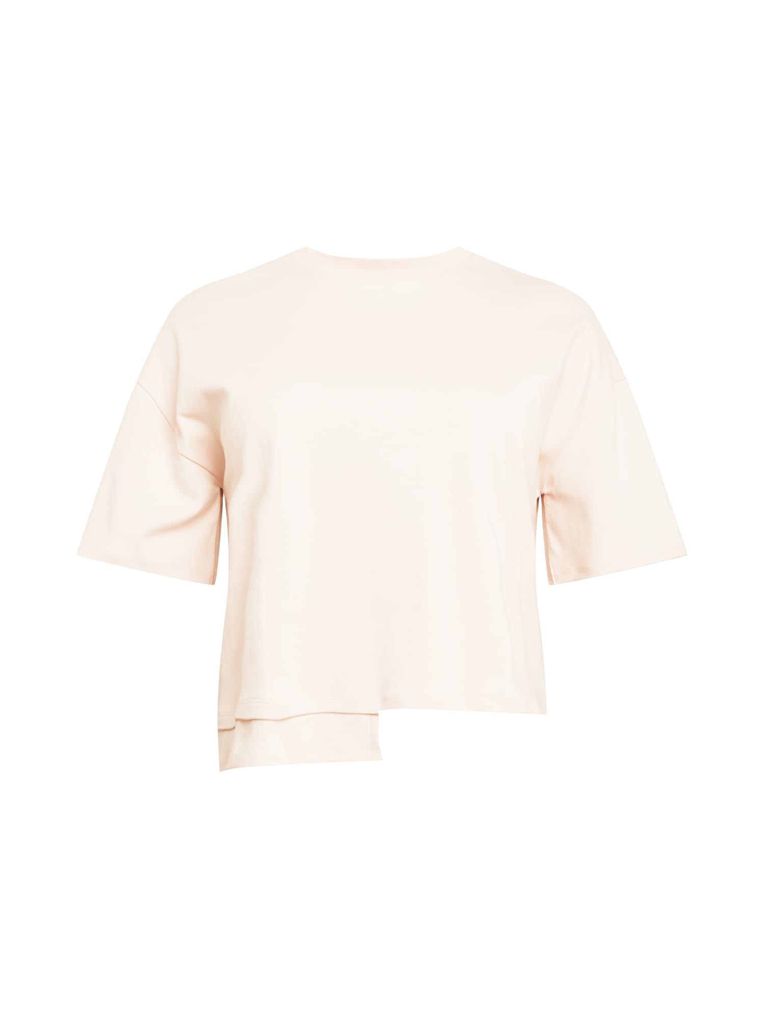 NU-IN Plus Marškinėliai pastelinė rožinė