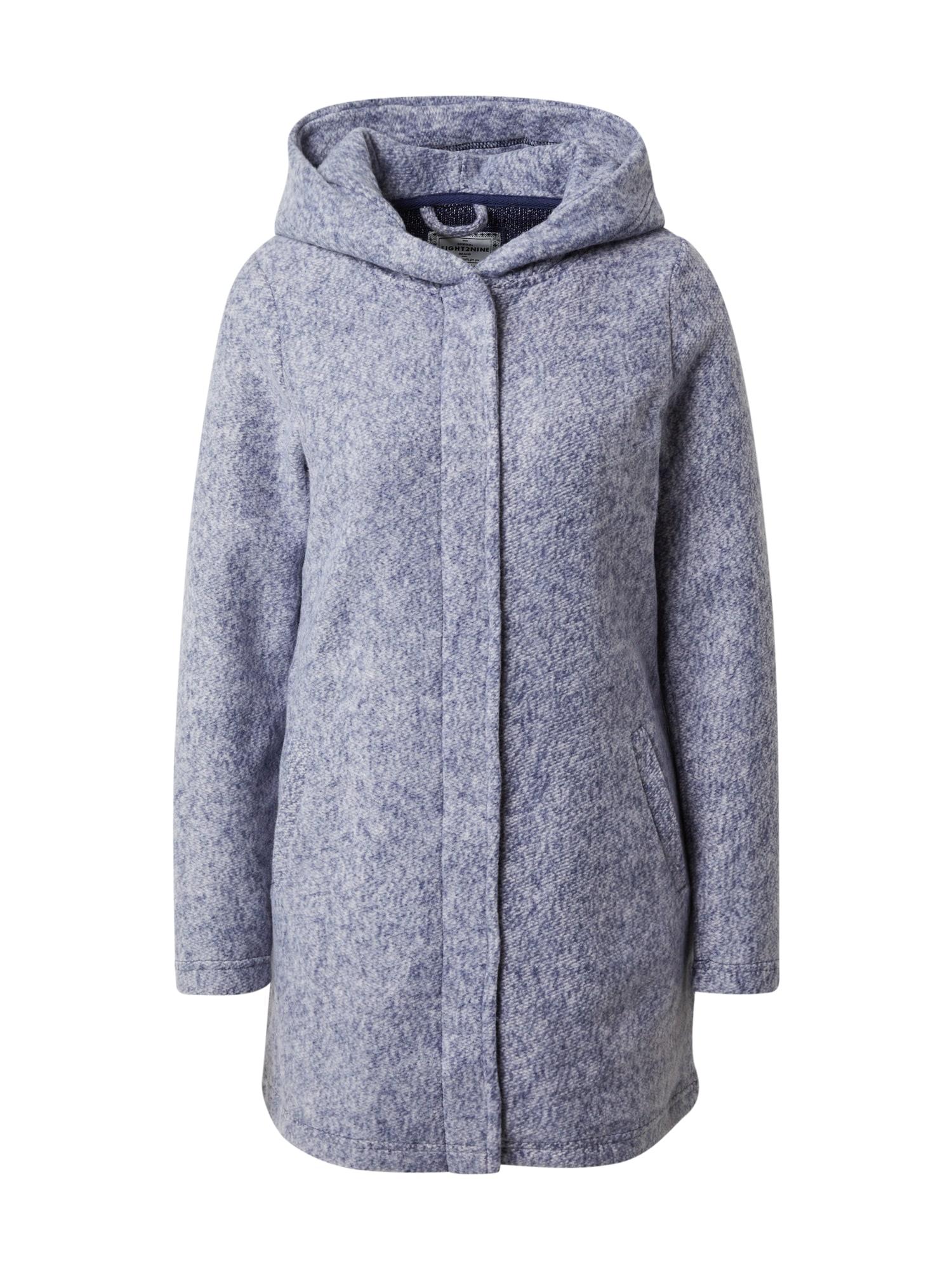 Eight2Nine Demisezoninis paltas tamsiai mėlyna