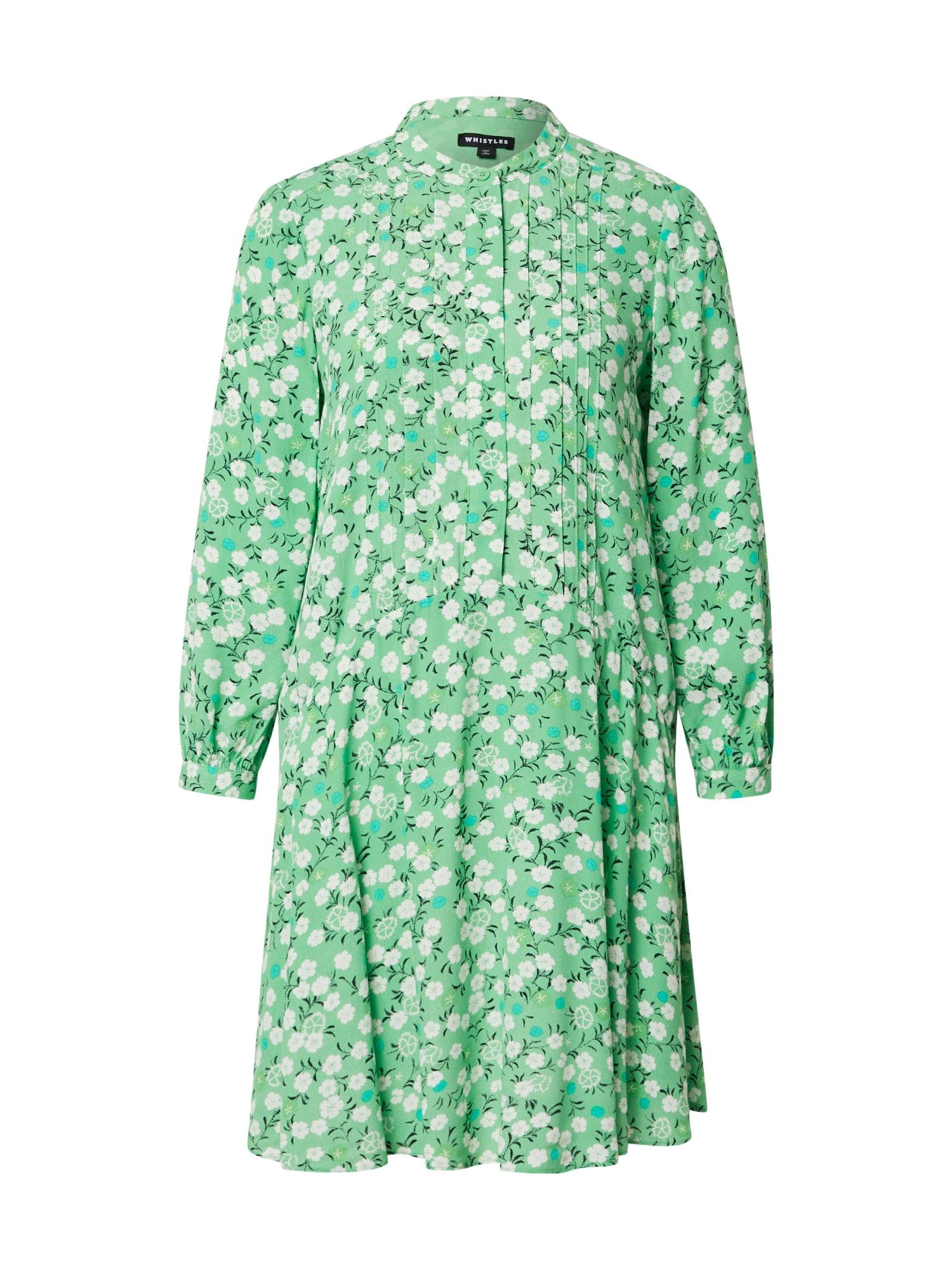 Whistles Palaidinės tipo suknelė mišrios spalvos / žalia