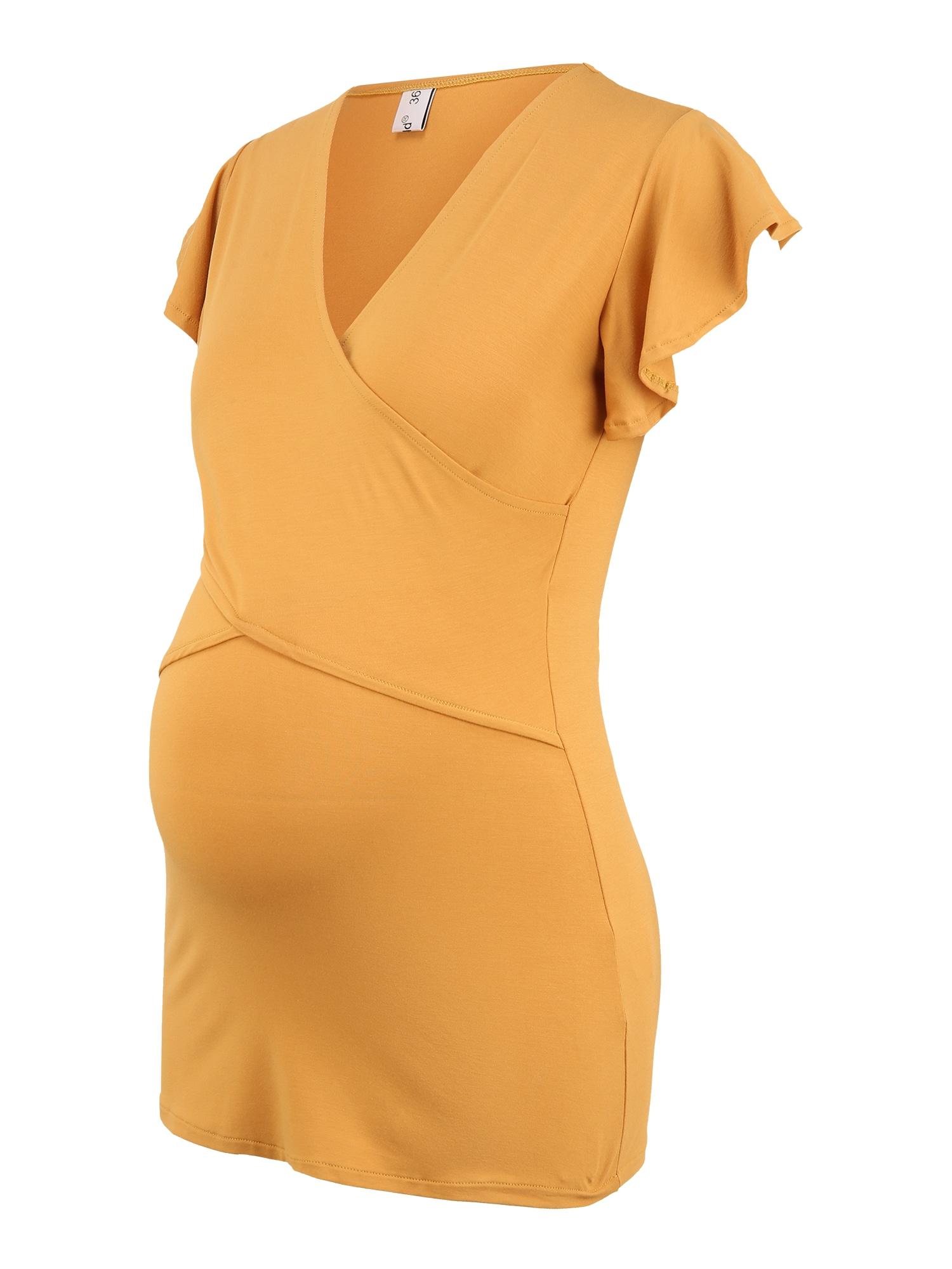 Bebefield Marškinėliai oranžinė