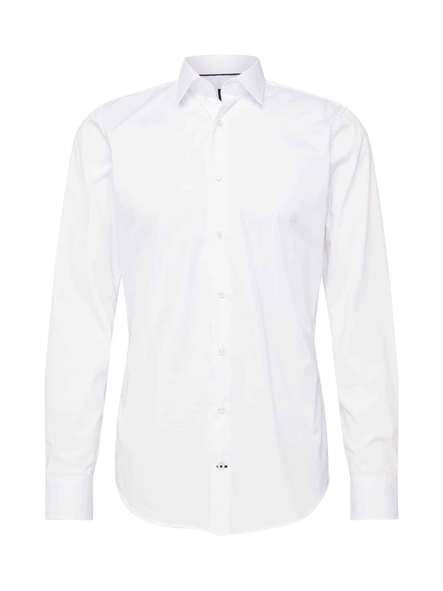 JOOP! Dalykinio stiliaus marškiniai balta