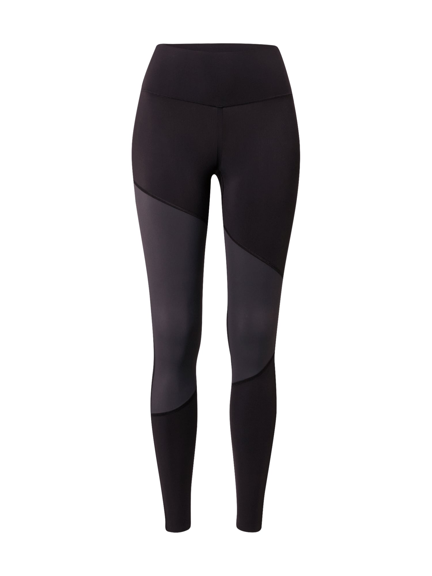 Casall Sportinės kelnės pilka / juoda