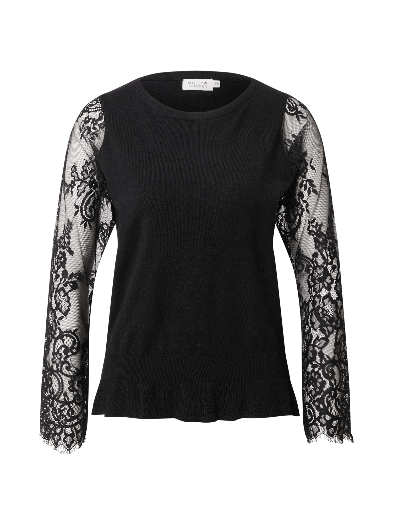 Molly BRACKEN Megztinis juoda