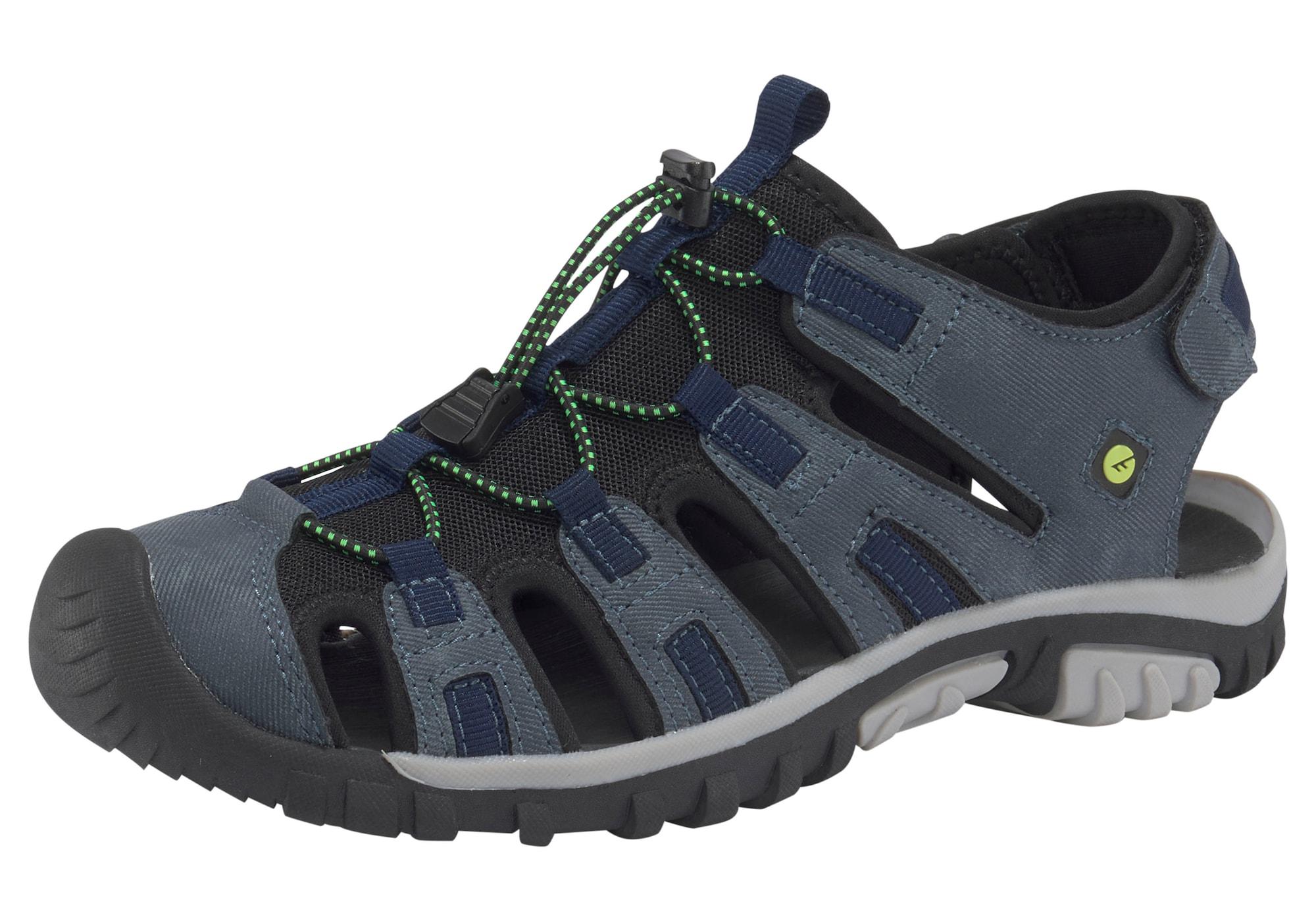 HI-TEC Sandalai tamsiai mėlyna / melsvai pilka