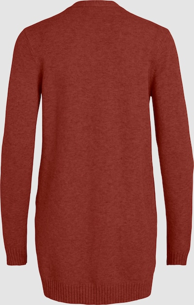 Vila Ril Long Sleeve Knitted Open Cardigan