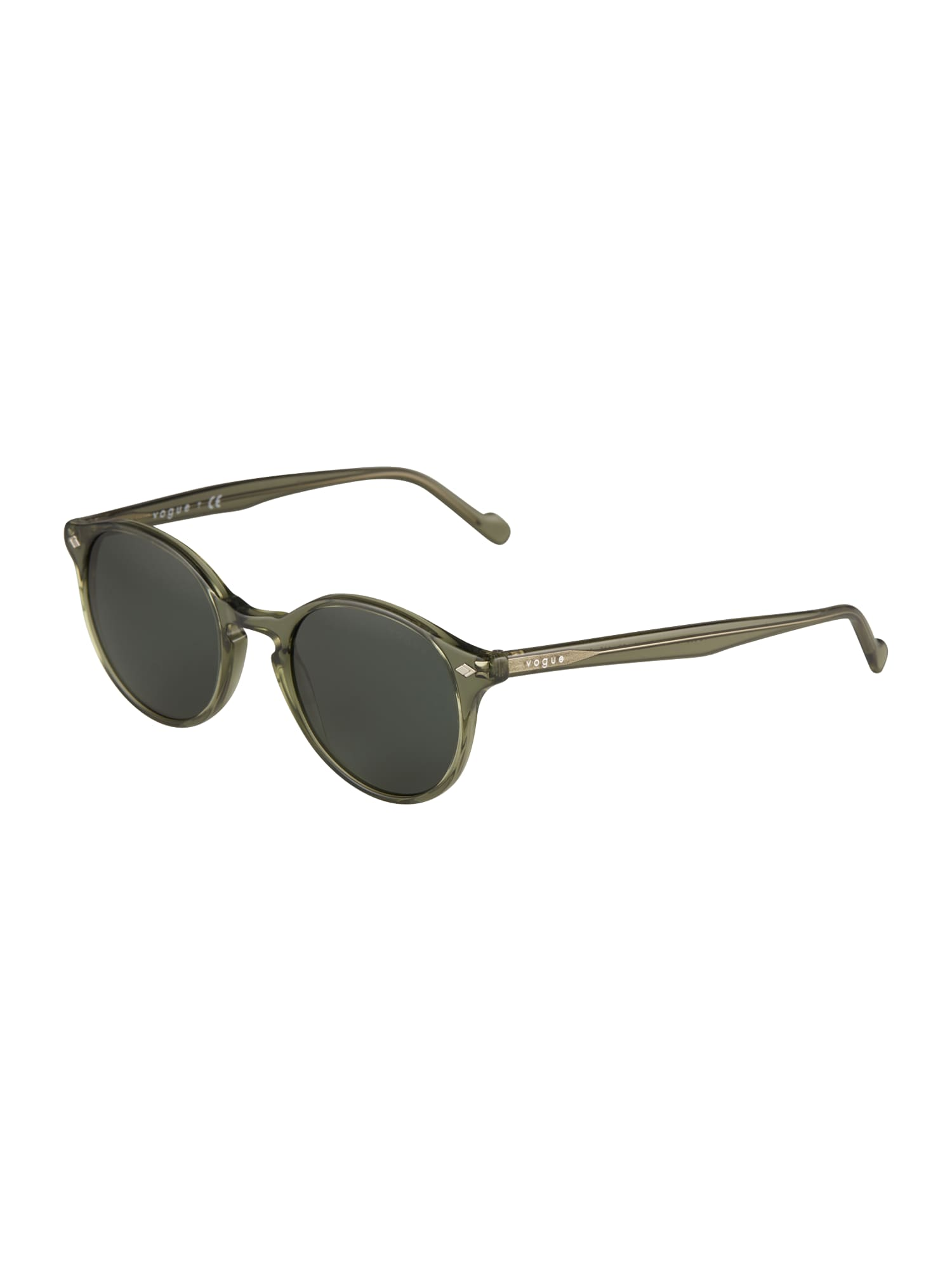 VOGUE Eyewear Akiniai nuo saulės rausvai pilka