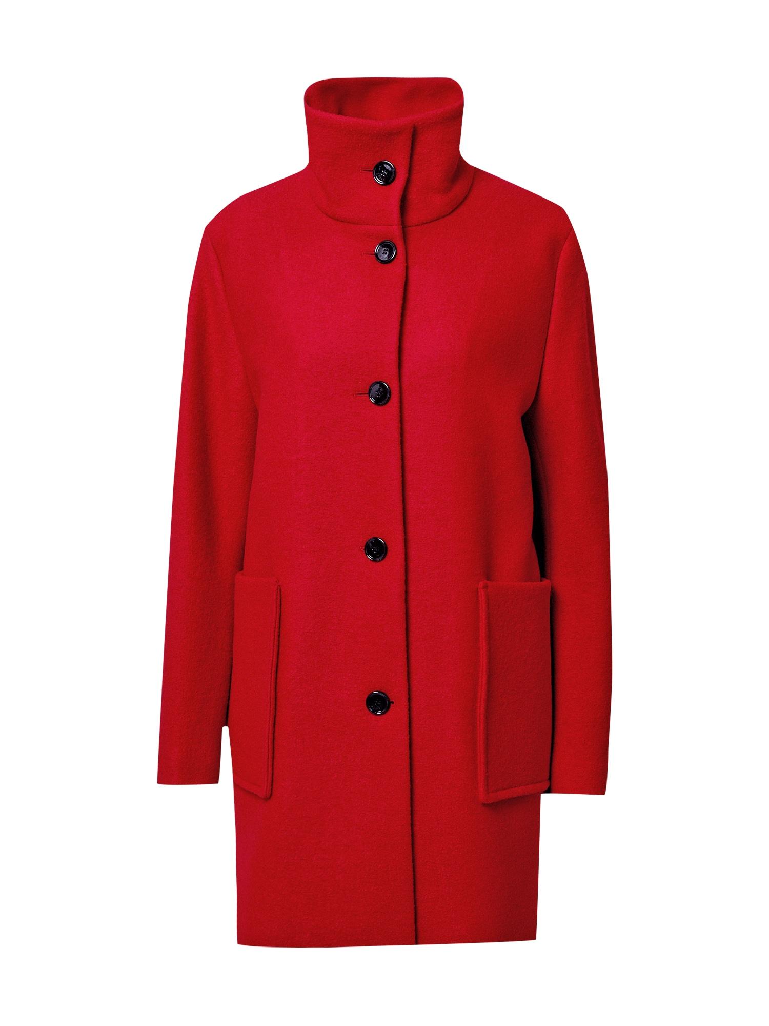 BOSS Přechodný kabát 'Oktober'  červená