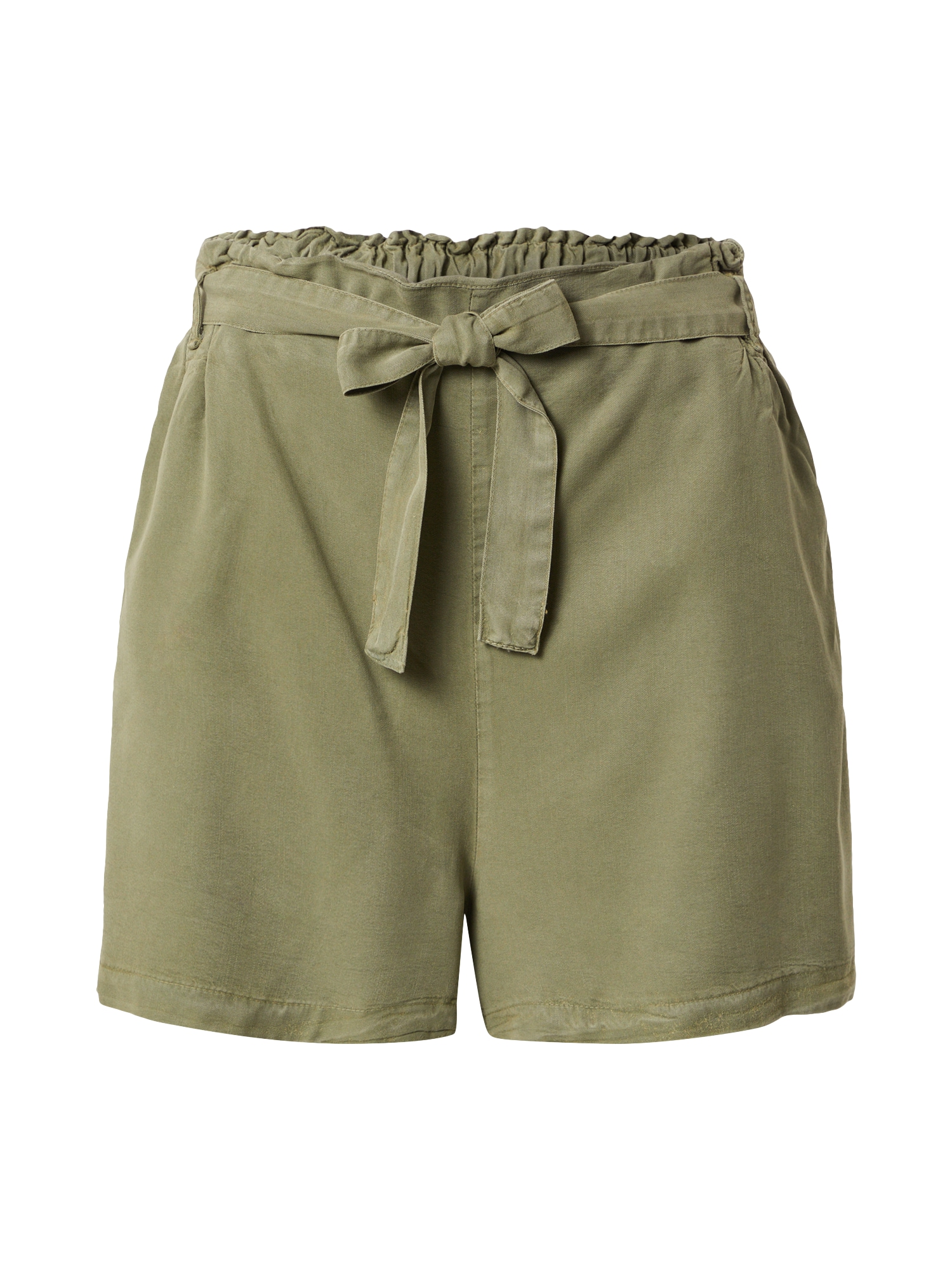 Trendyol Kelnės rusvai žalia