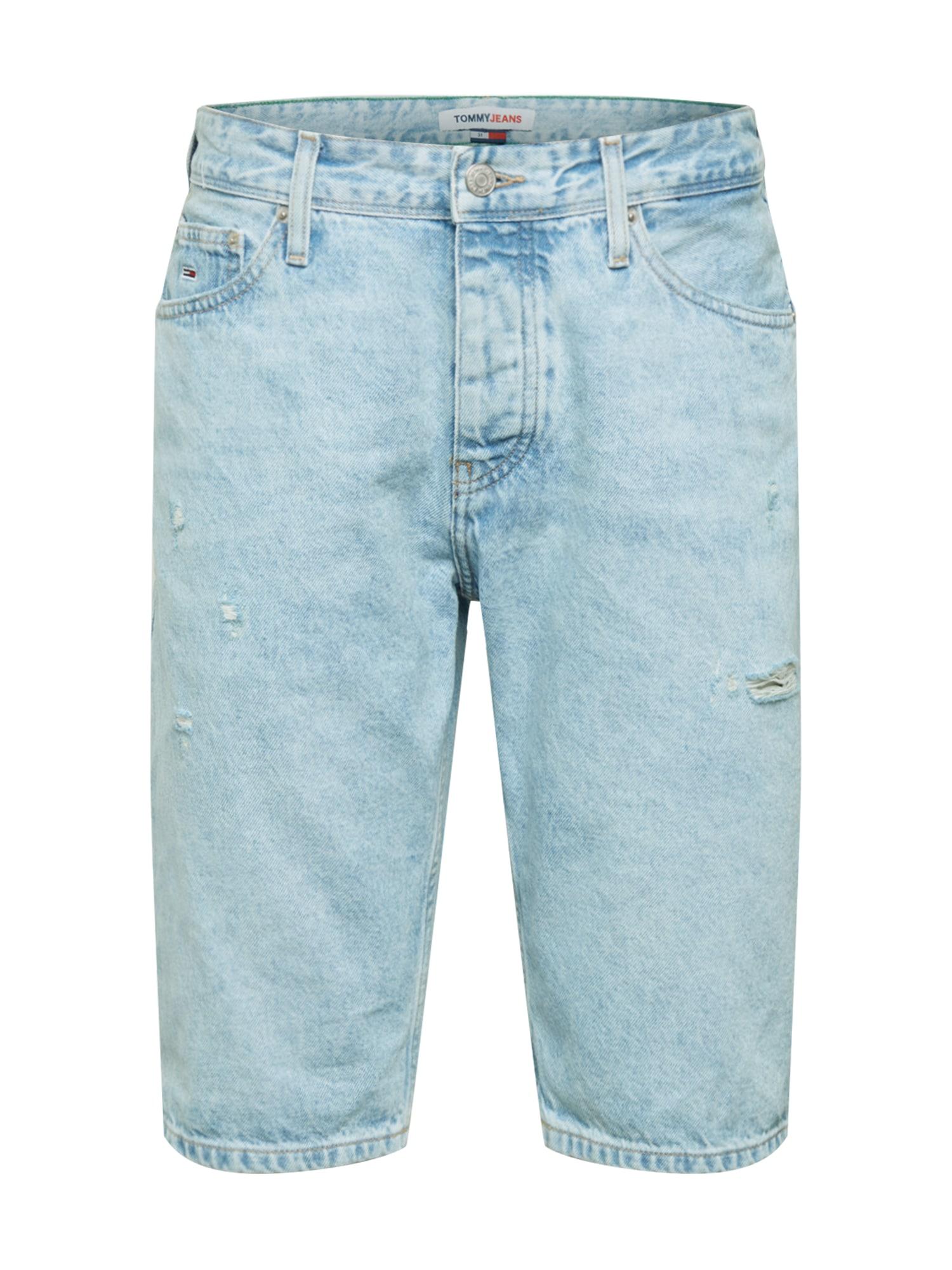 Tommy Jeans Džinsai 'ETHAN' tamsiai (džinso) mėlyna
