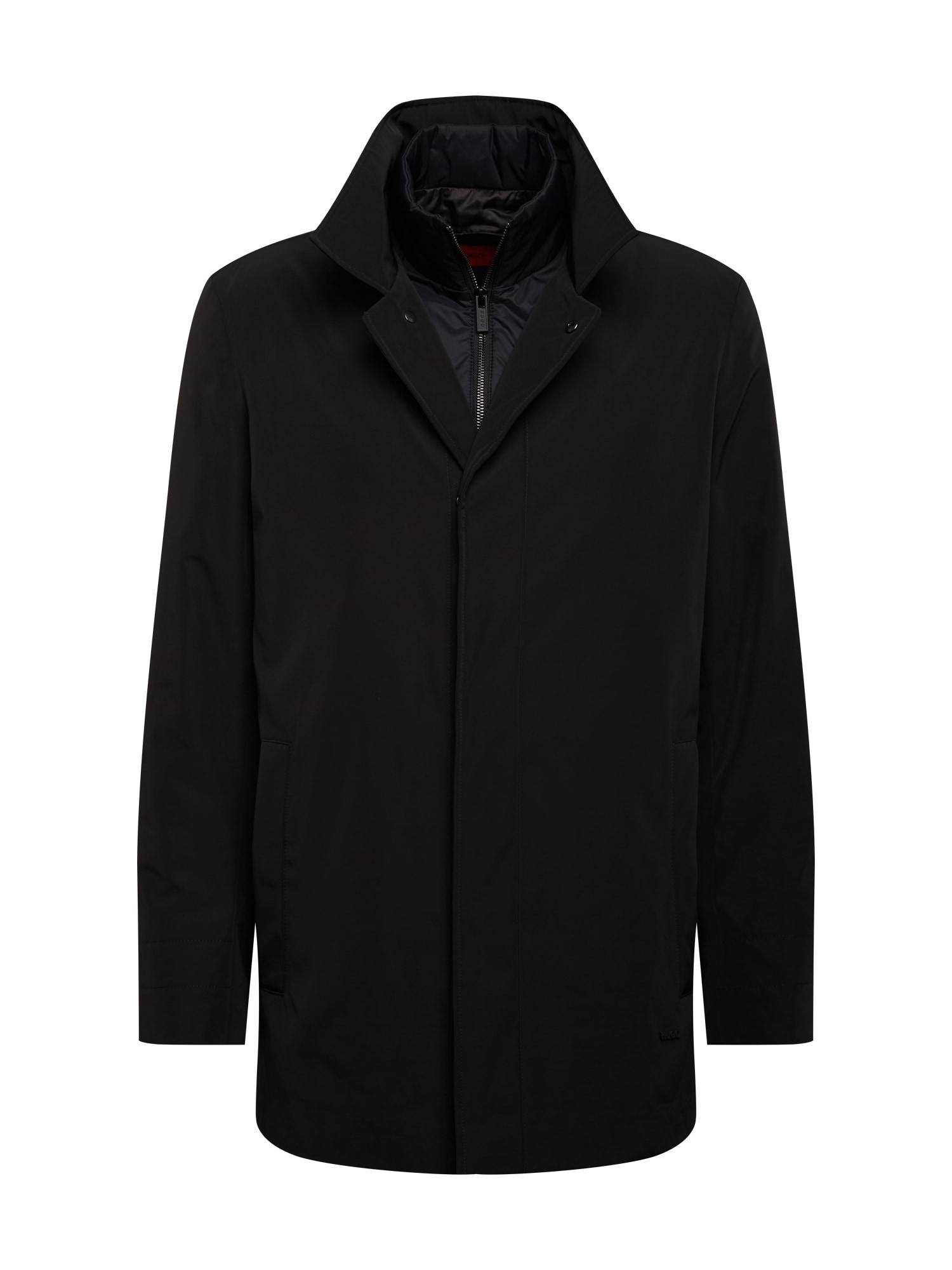 HUGO Přechodná bunda 'Barelto 2111'  černá