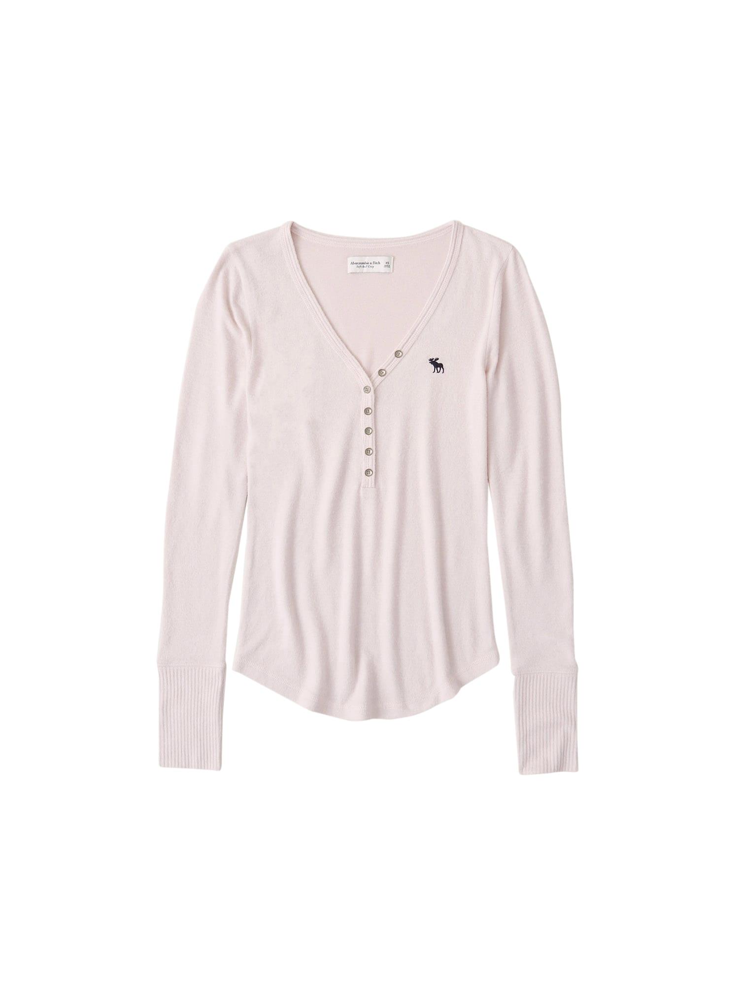 Abercrombie & Fitch Tričko  pink