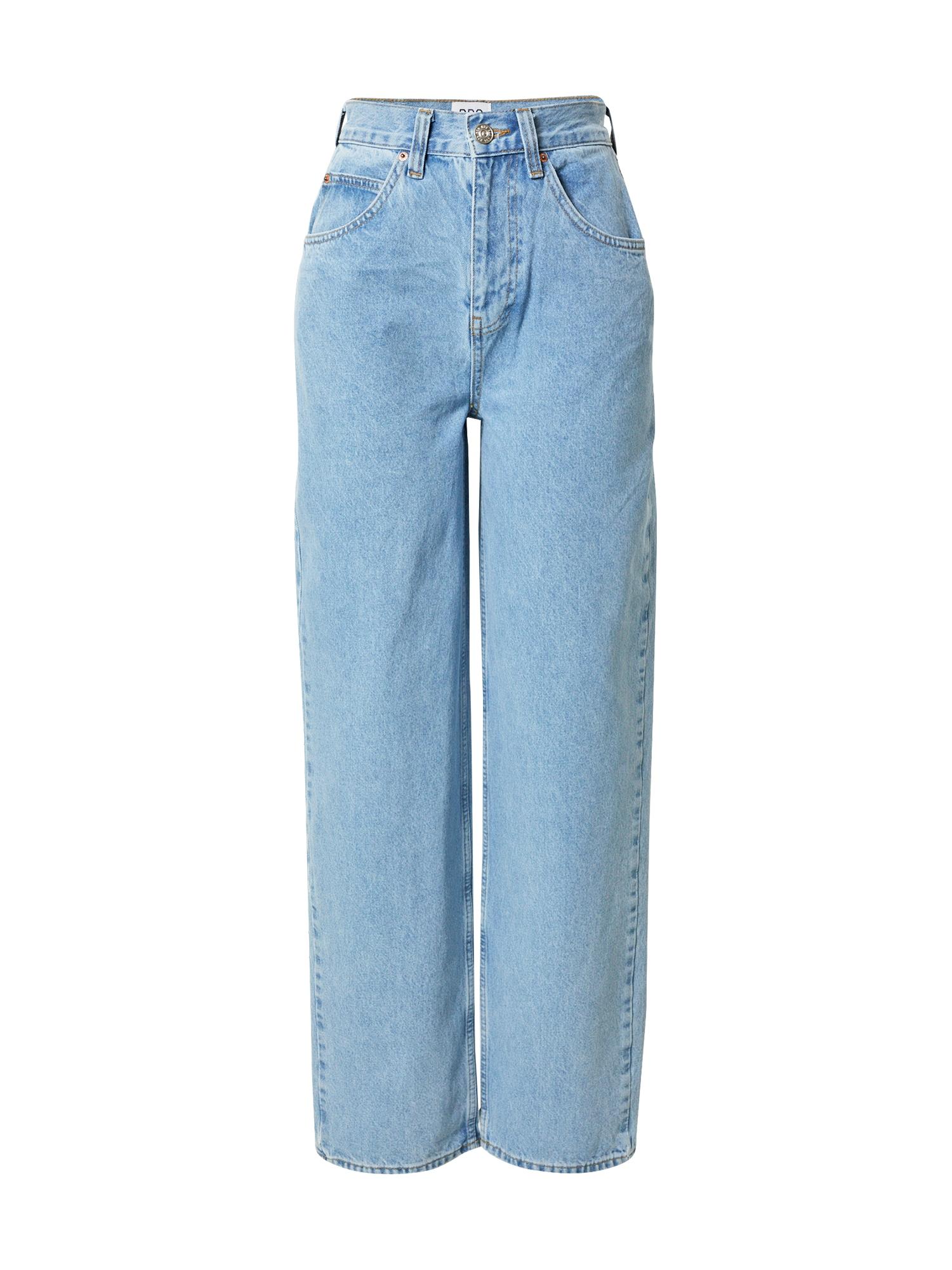 BDG Urban Outfitters Džinsai šviesiai mėlyna