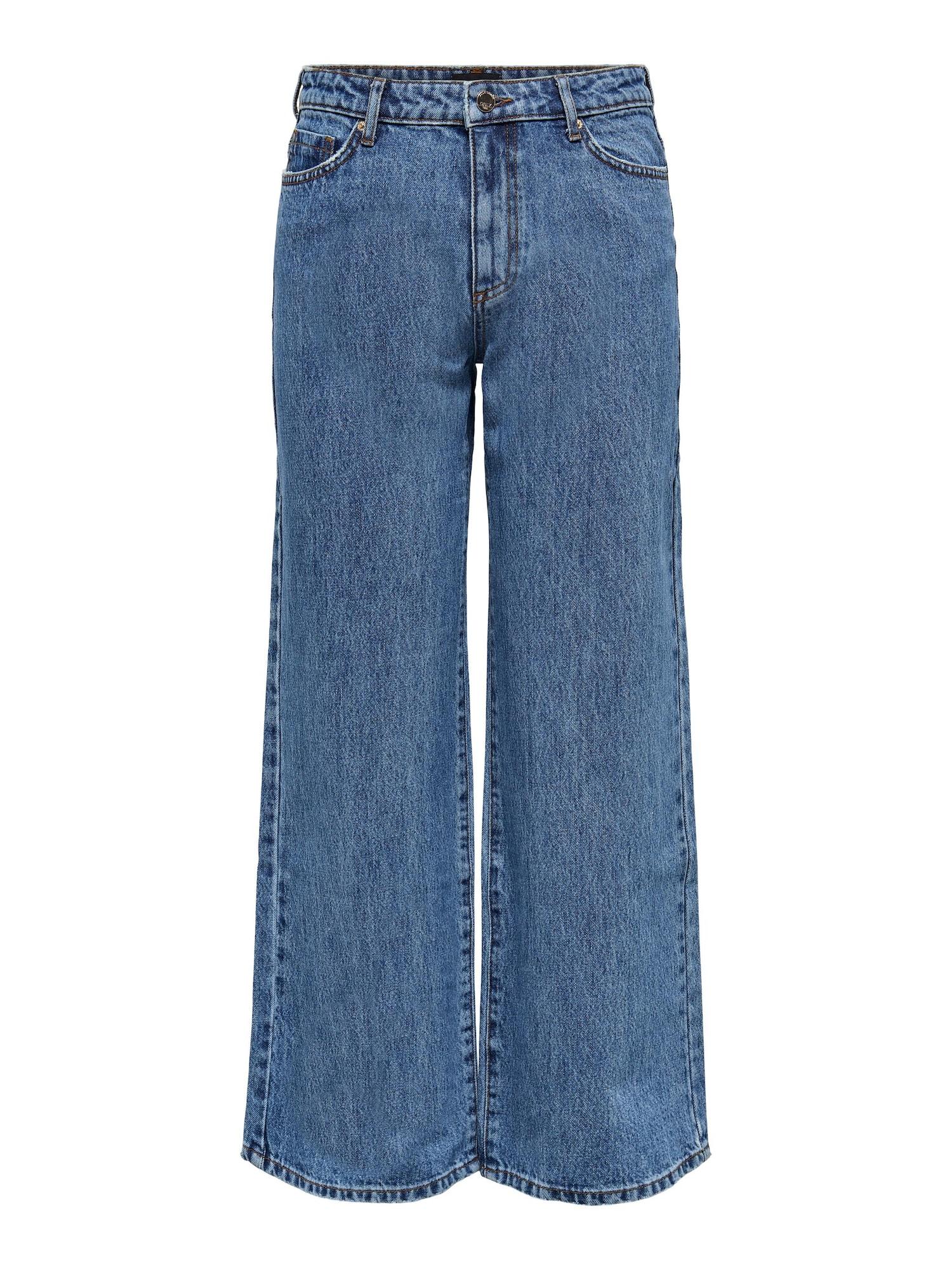 ONLY Džinsai 'Sonny' tamsiai (džinso) mėlyna
