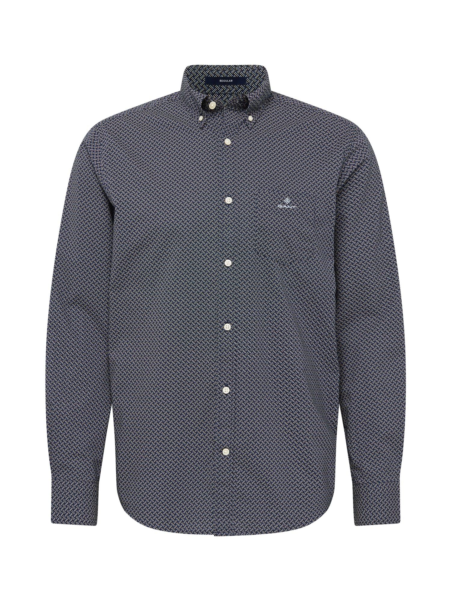 "GANT Marškiniai mėlyna / sodri mėlyna (""karališka"")"