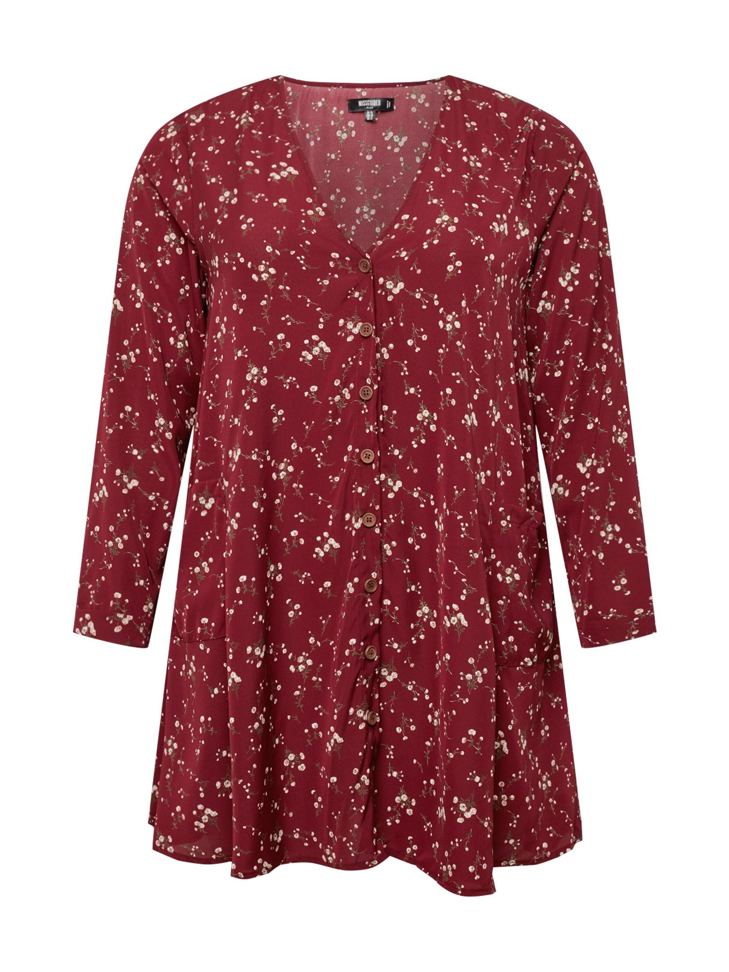 Missguided Plus Palaidinės tipo suknelė