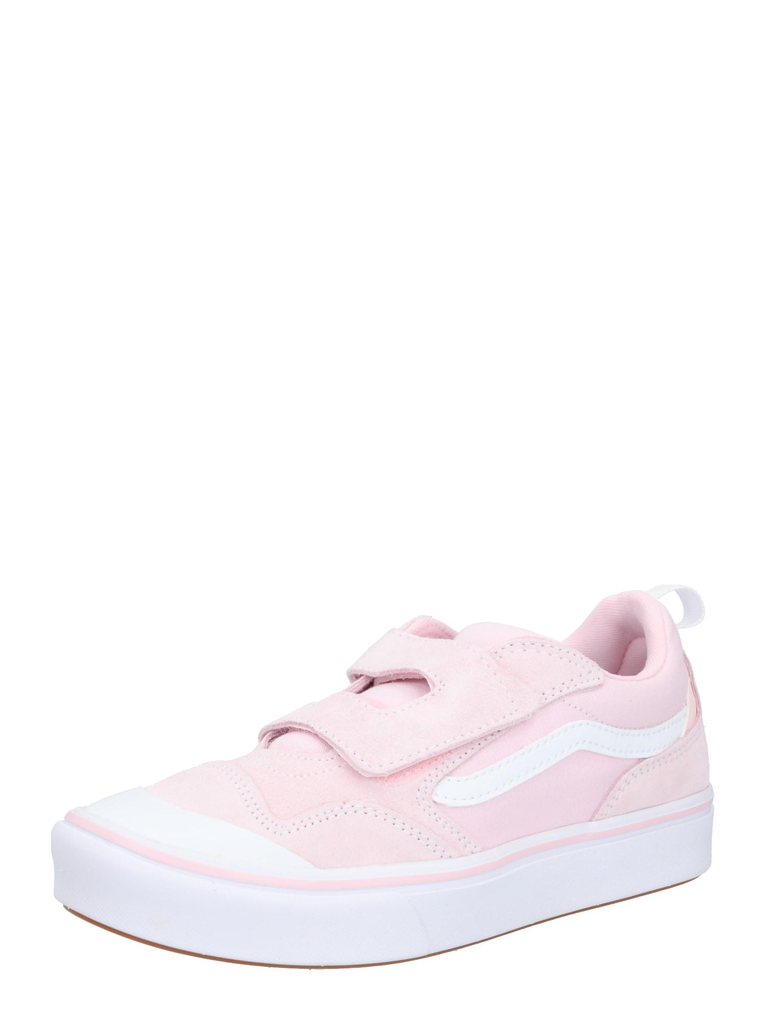 VANS Tenisky 'Comfy Cush New Skool'  růžová / bílá