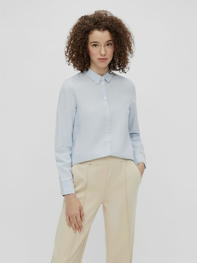 Pieces Irena langärmeliges Oxfordhemd