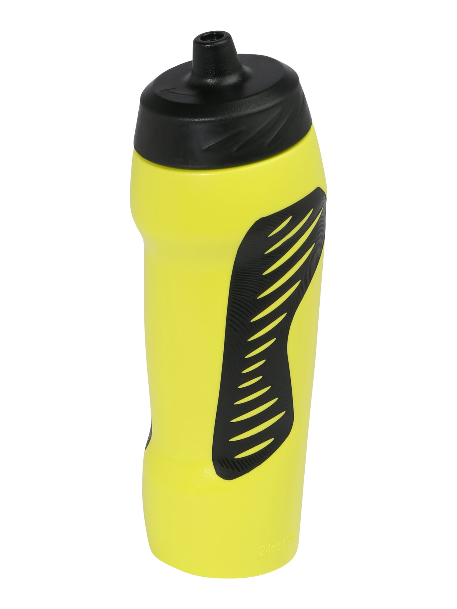 NIKE Accessoires Gertuvė 'Hyperfuel' juoda / neoninė geltona