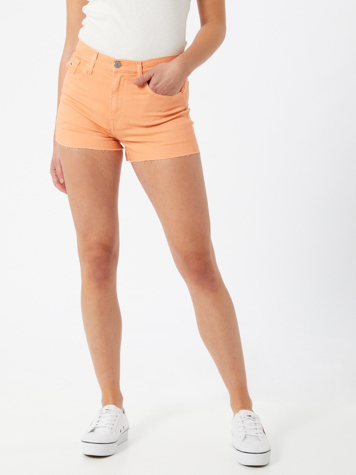 Tommy Jeans Jeans  orange