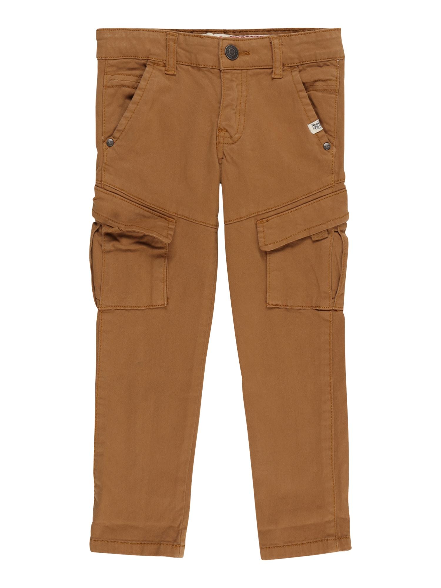 Noppies Kalhoty  hnědá