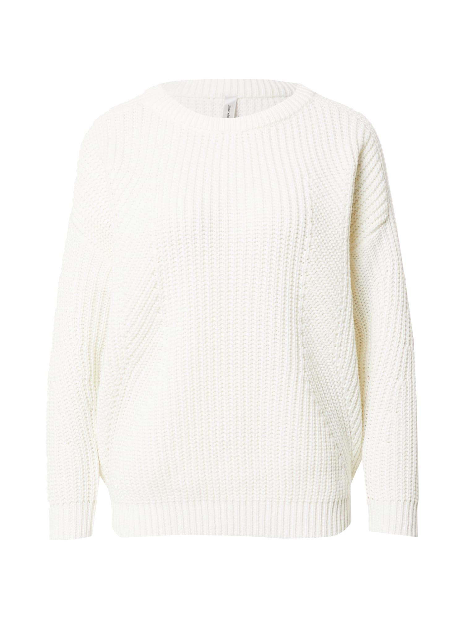 Soyaconcept Megztinis balta