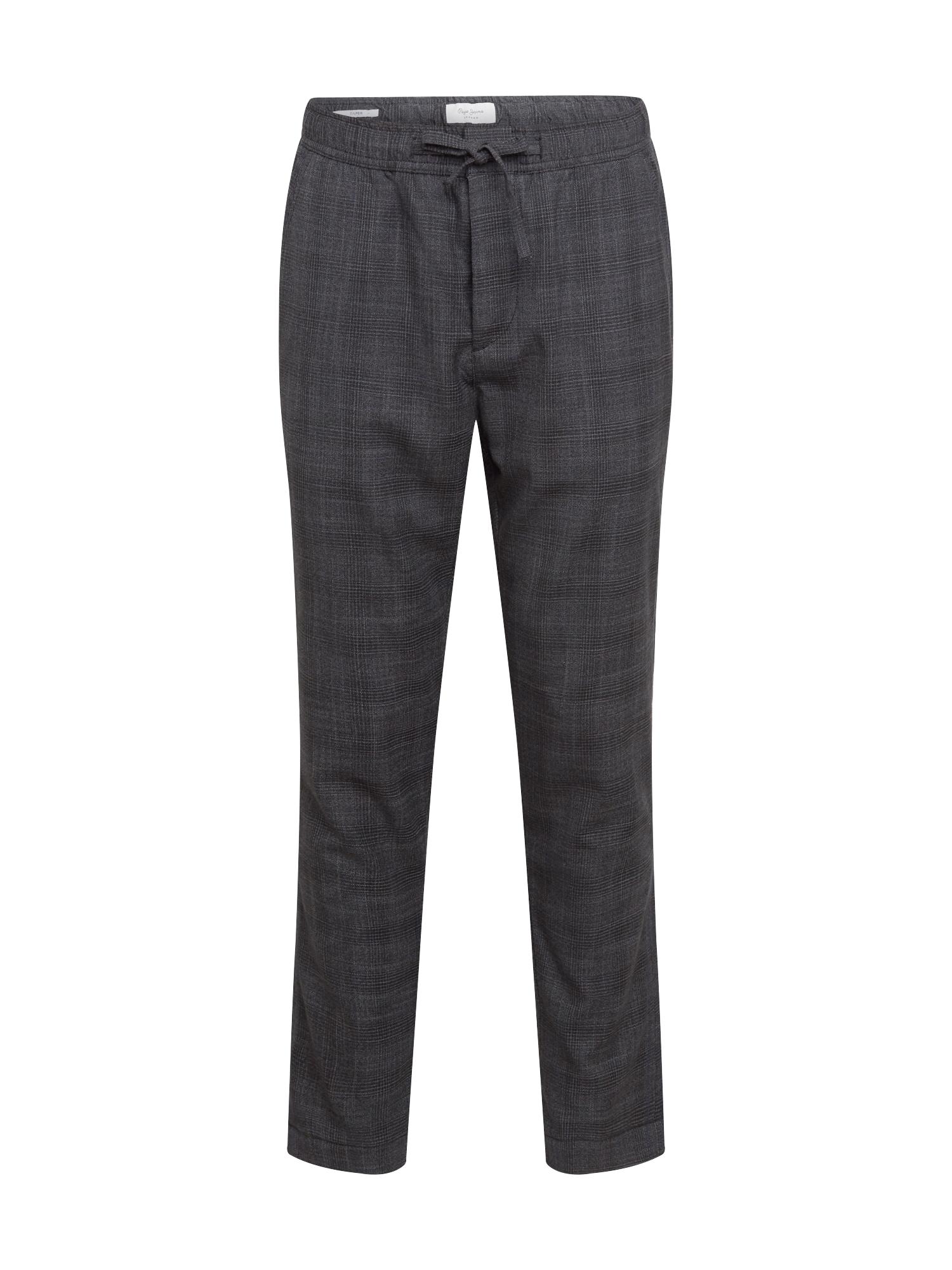 Pepe Jeans Kalhoty 'Castle'  tmavě šedá / šedá