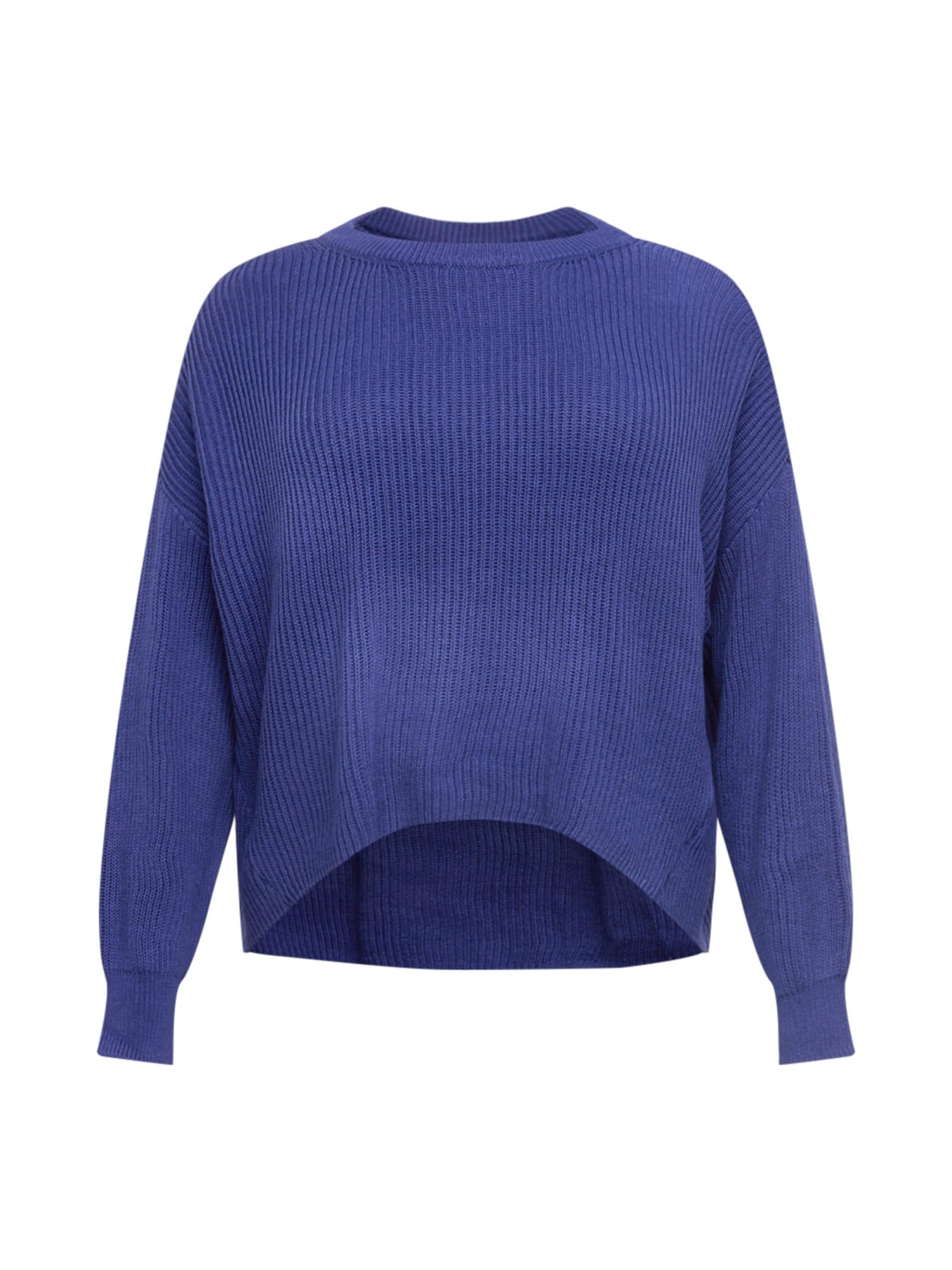 Cotton On Curve Megztinis tamsiai mėlyna