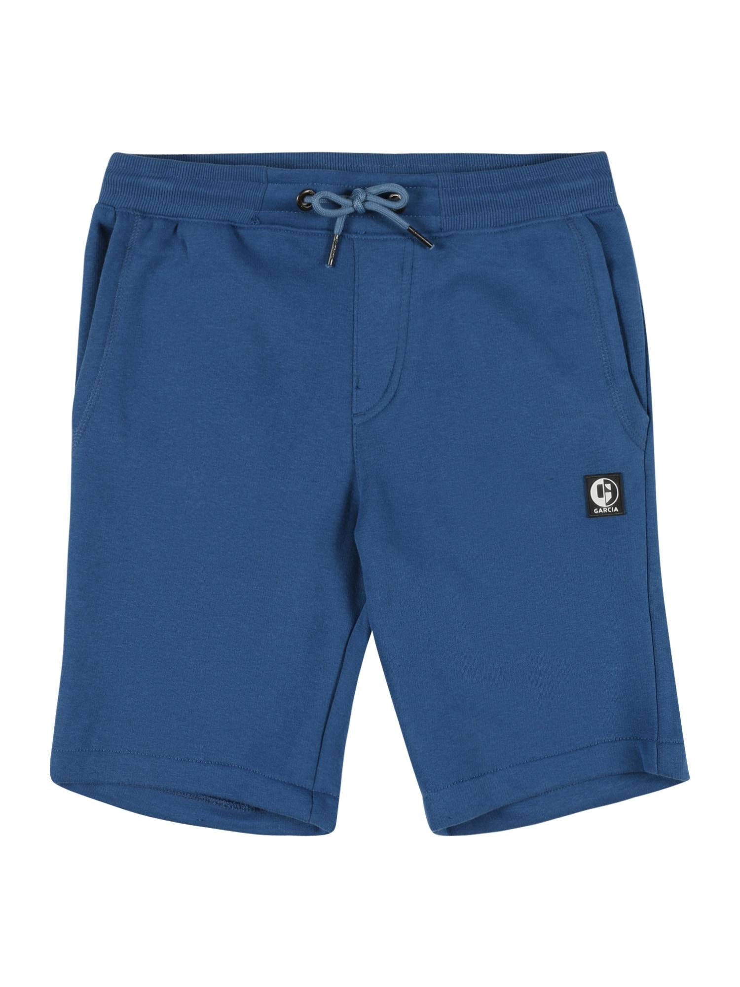 GARCIA Kelnės tamsiai (džinso) mėlyna