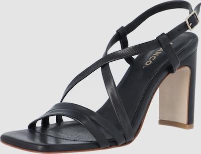 Sandales à lanières 'Dee Dee'