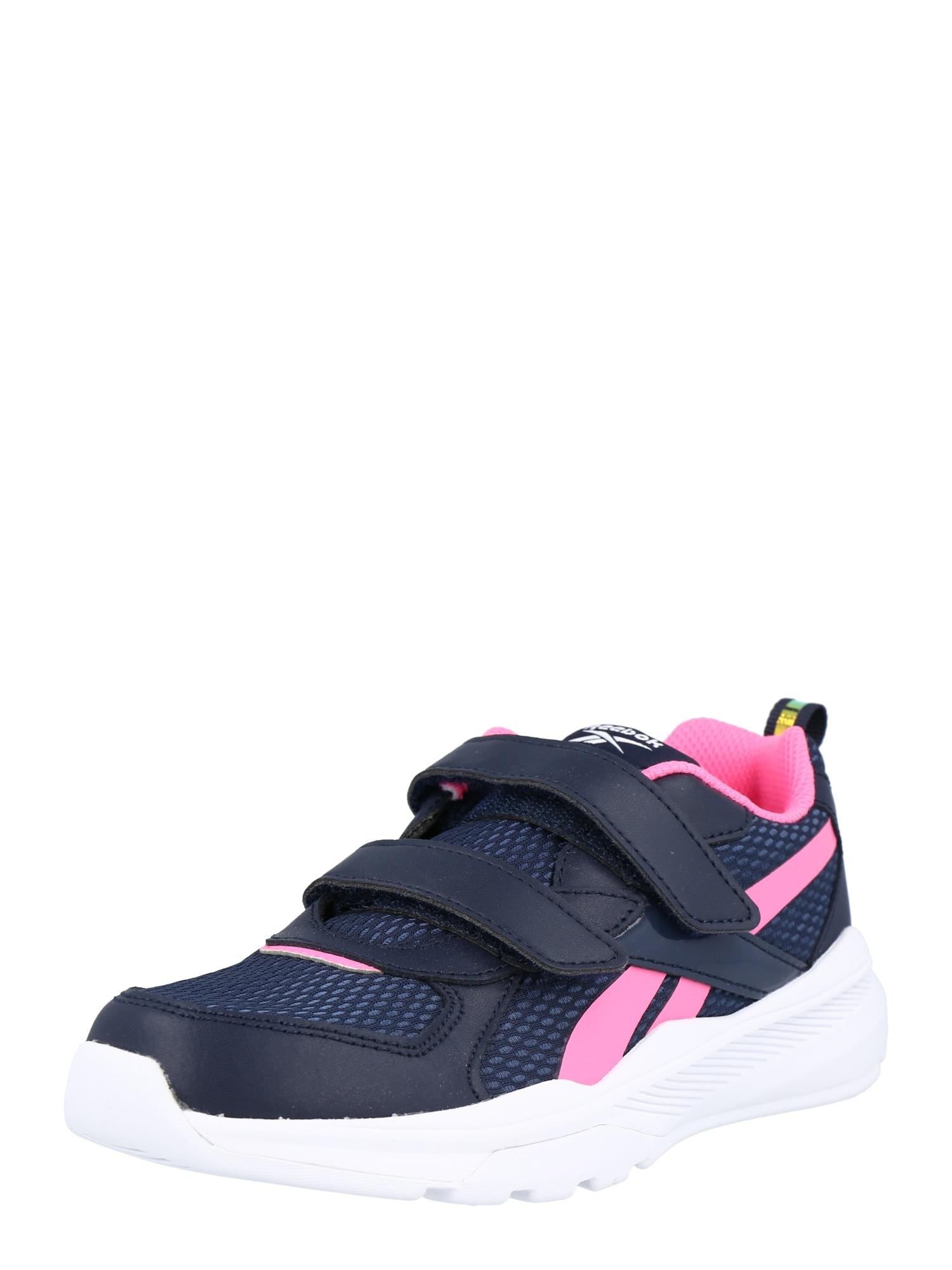 REEBOK Sportiniai batai mėlyna / šviesiai rožinė